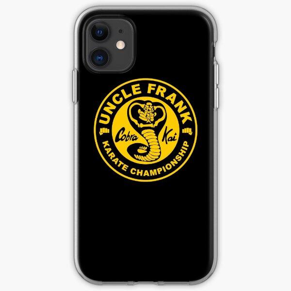 Uncle Frank Karate School iPhone Soft Case