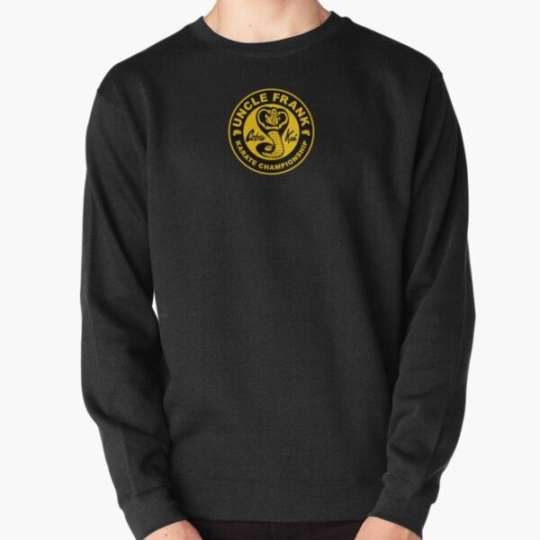 Uncle Frank Karate School Pullover Sweatshirt