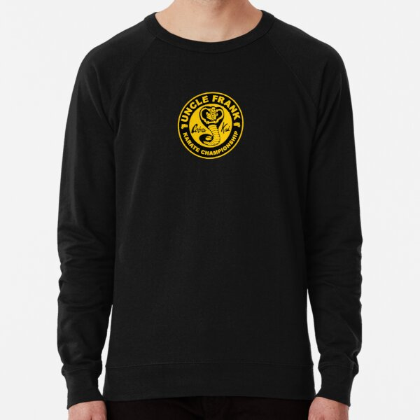 Uncle Frank Karate School Lightweight Sweatshirt