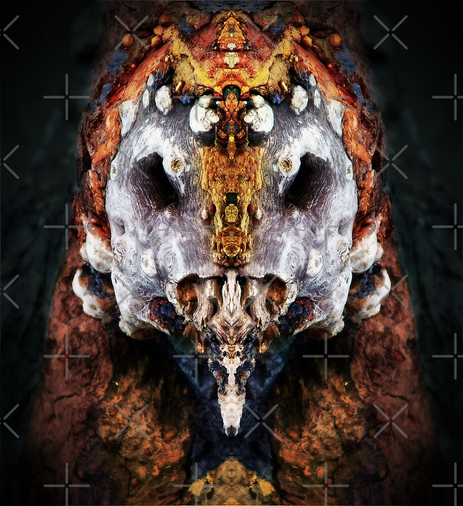 Logskull by Yampimon