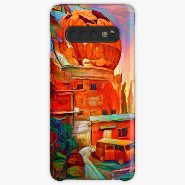 Dome At Reserve 1 Samsung Galaxy Snap Case