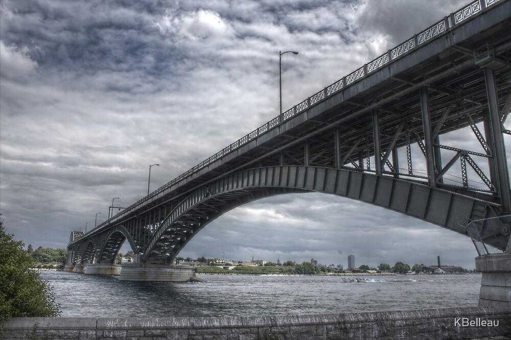 Under the Bridge... by KBelleau