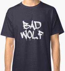 Bad Wolf #1 - White Classic T-Shirt