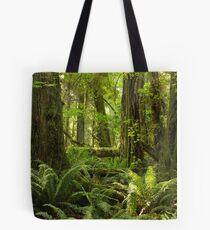 Green Abundance Tote Bag