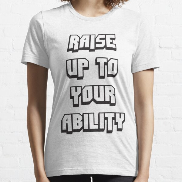 Foster The People - Raise Up To Your Ability Essential T-Shirt