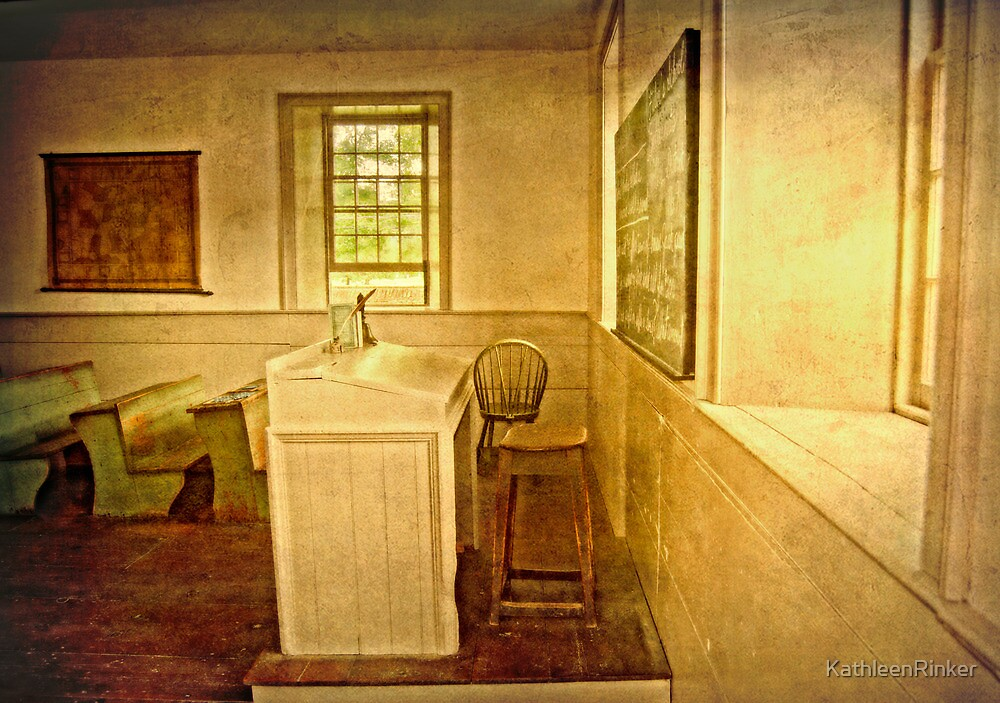 School House by KathleenRinker