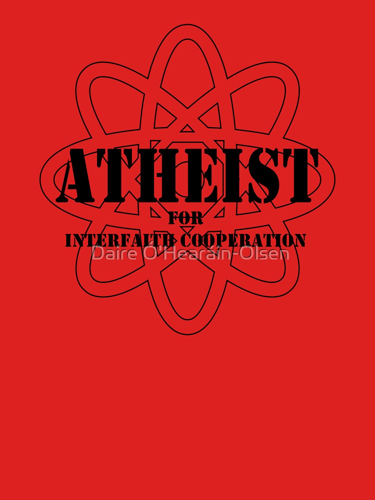 Atheist for Interfaith Cooperation by just-mitchell