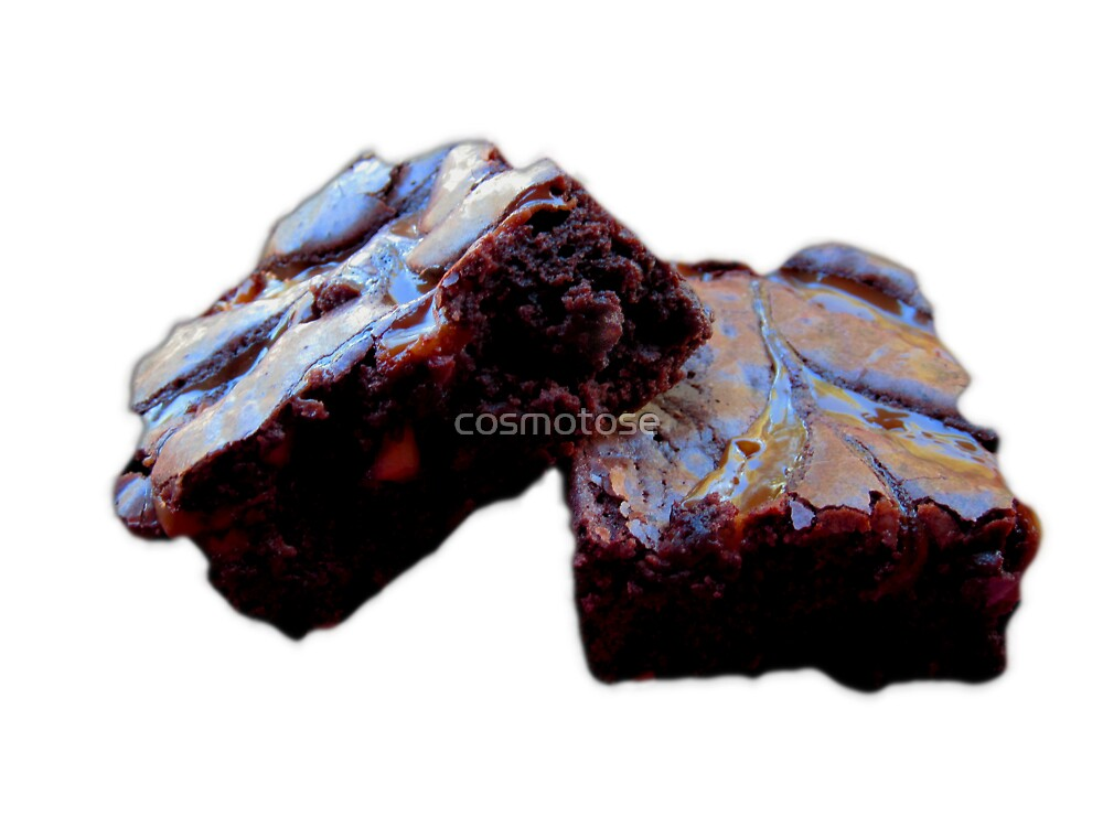 Brownies by cosmotose