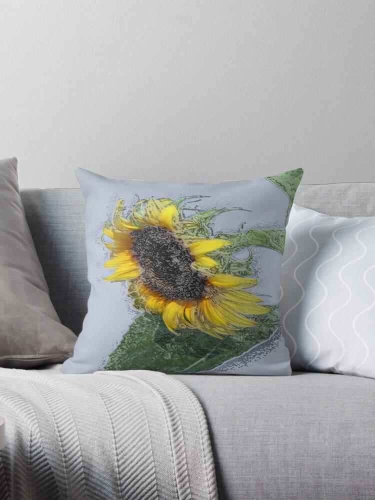 Mimicking Van Gogh by Eileen McVey