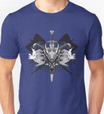 Dragon Hunting Badge Unisex T-Shirt