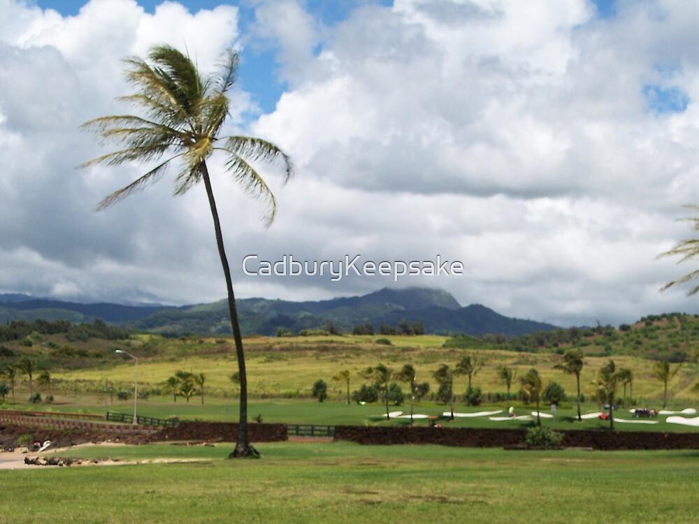 Hawaiian Breeze by CadburyKeepsake
