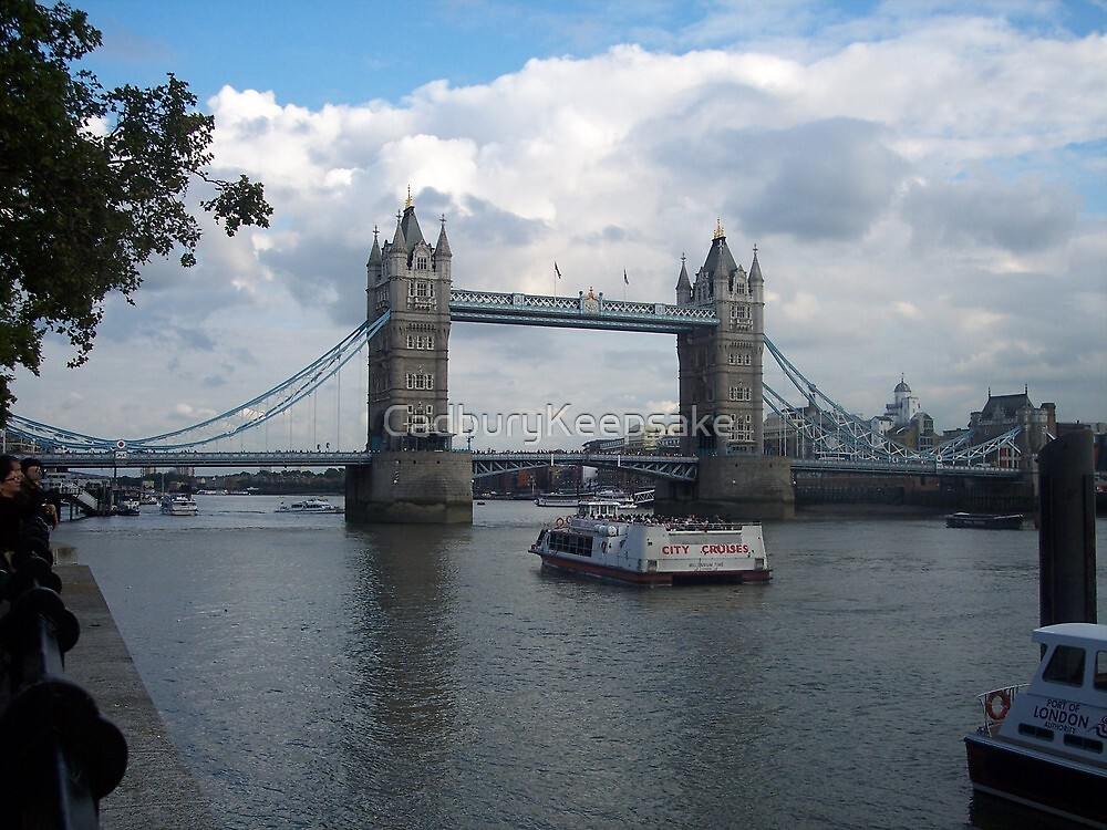 London Bridge (Is Not Falling Down) by CadburyKeepsake