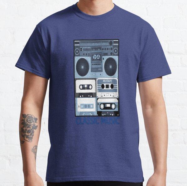 classic music lovers Funny T-Shirt Classic T-Shirt