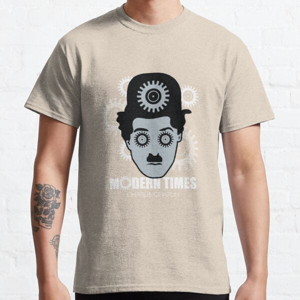 Modern Times - Alternative Movie Poster Classic T-Shirt