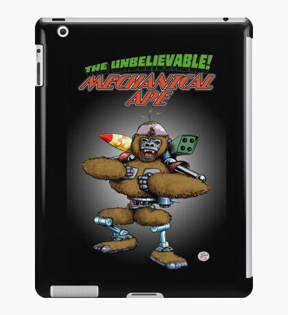 Mechanical Ape iPad Case/Skin