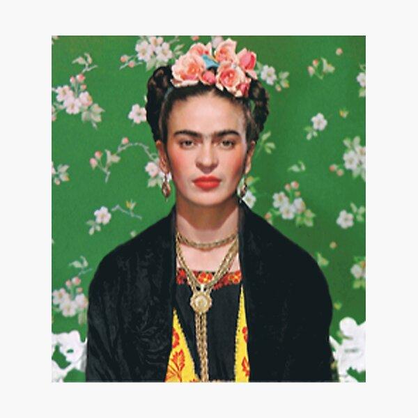 Frida Khalo T-Shirt Künstlerin Fotodruck