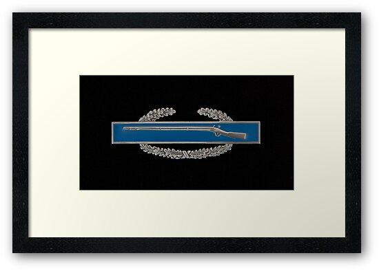 Combat Infantry Badge by jcmeyer