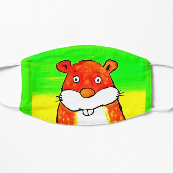 POTENT RODENT Flat Mask