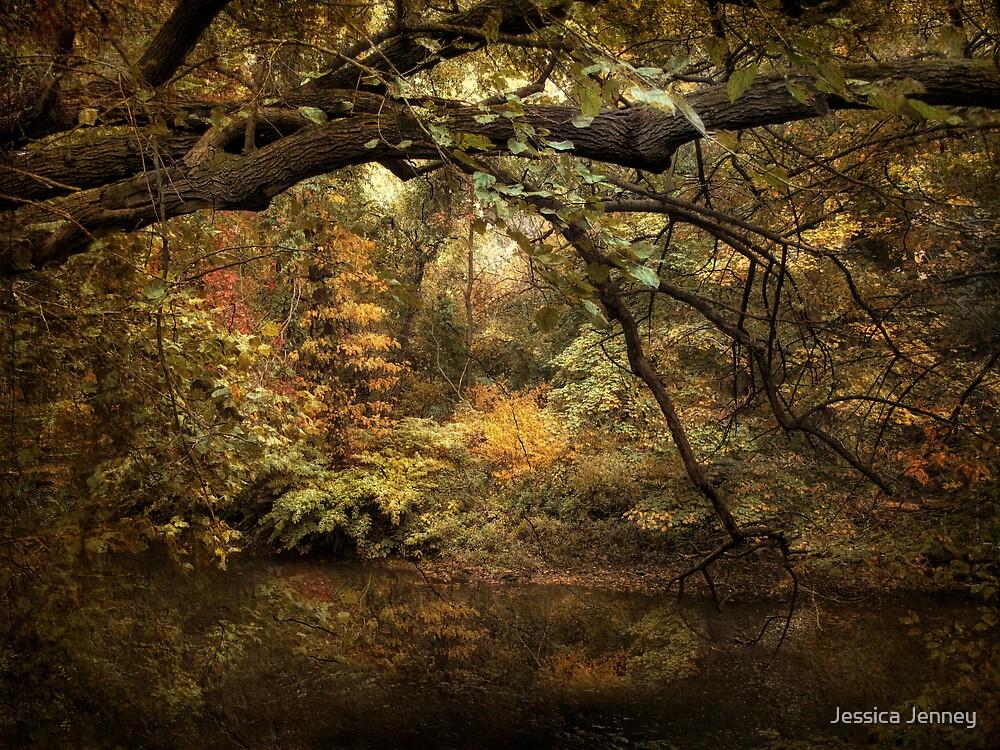 A Glimpse of Autumn by Jessica Jenney