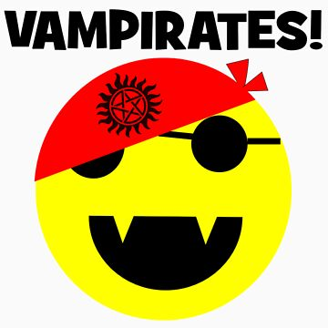 Vampirates! by GeekyGrandeur