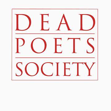 Dead Poets Society - Logo by kaymoys