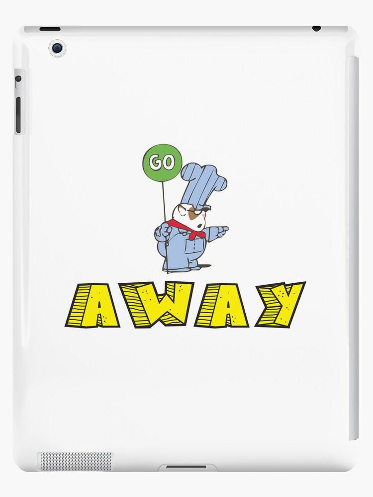 Go Away by azummo