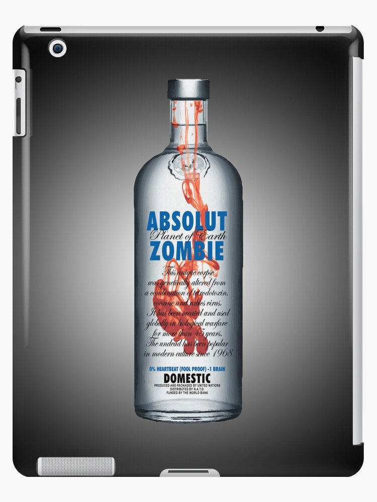Absolut Zombie by azummo