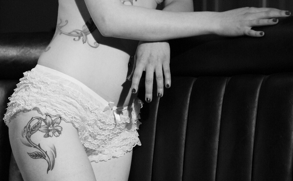 Tattoo & Lace by Srefis