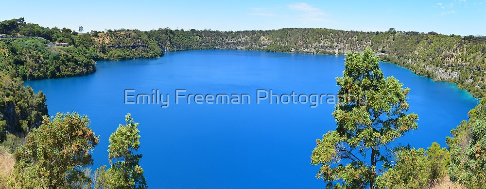The Blue Lake by Emily Freeman Photography