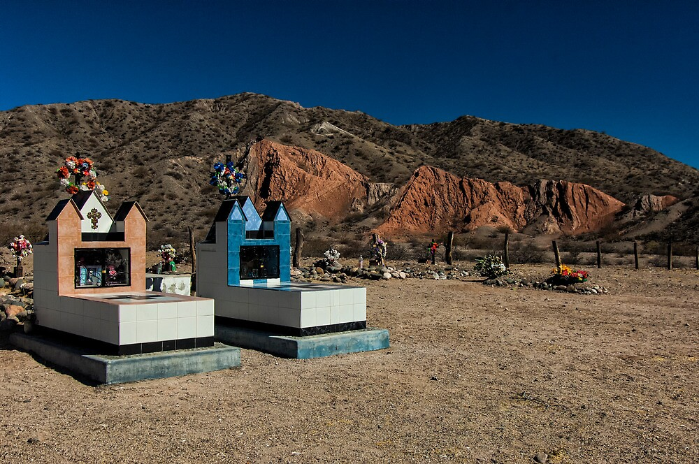 Mountain Cemetery by photograham