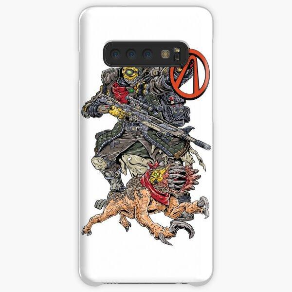FL4K The Beastmaster With Guard Skag Vault Symbol Borderlands 3 Rakk Attack! Samsung Galaxy Snap Case