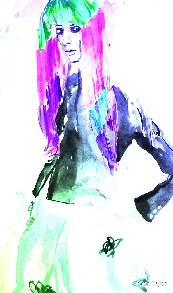 Girl by Sarah Tyler