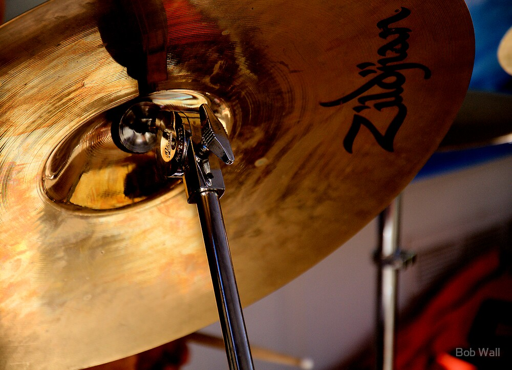 Zildjian by Bob Wall