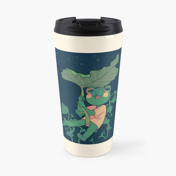 goblincore Travel Mug