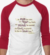 Conception Men's Baseball ¾ T-Shirt