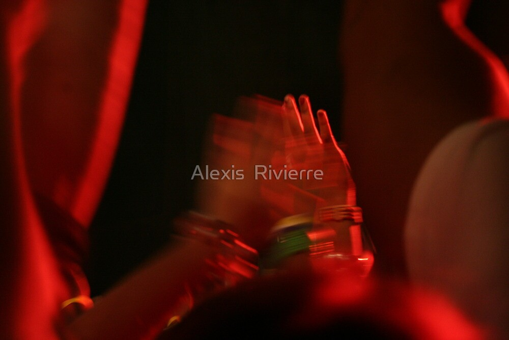 Passionate Praise by Alexis  Rivierre
