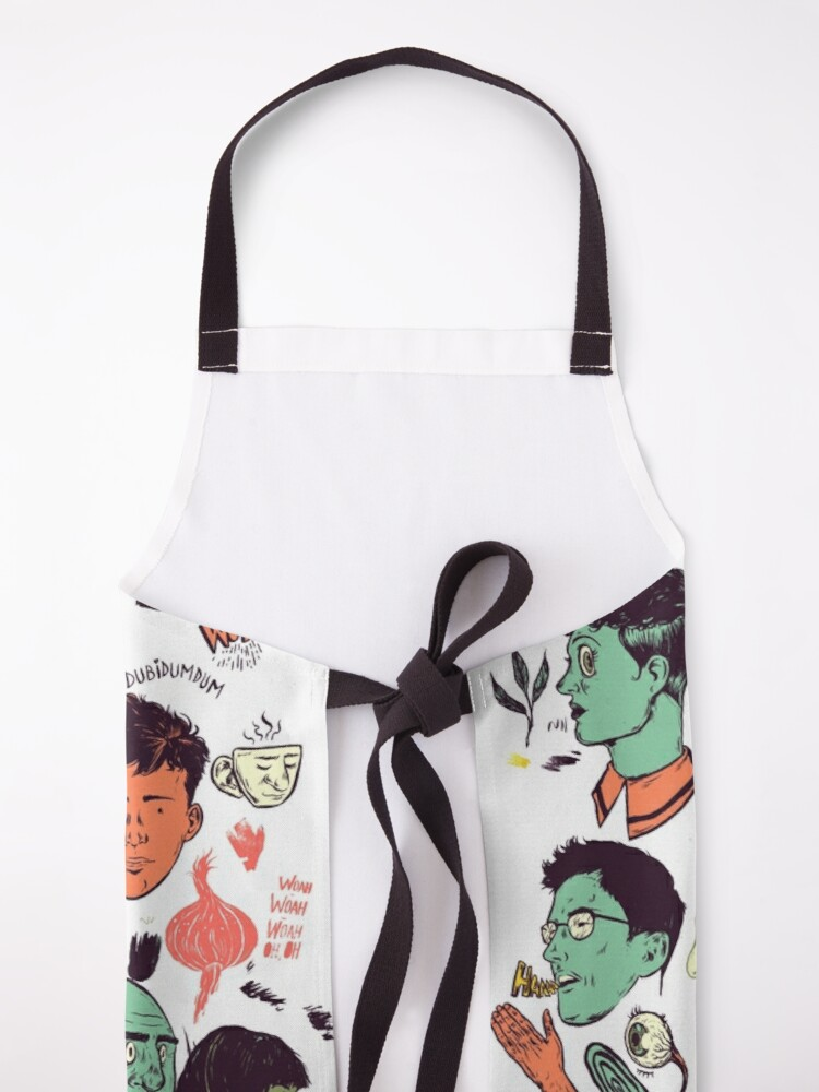 Alternate view of Things Apron