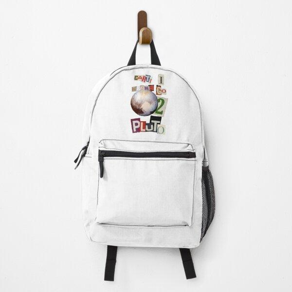 Carti i wanna go to pluto Backpack