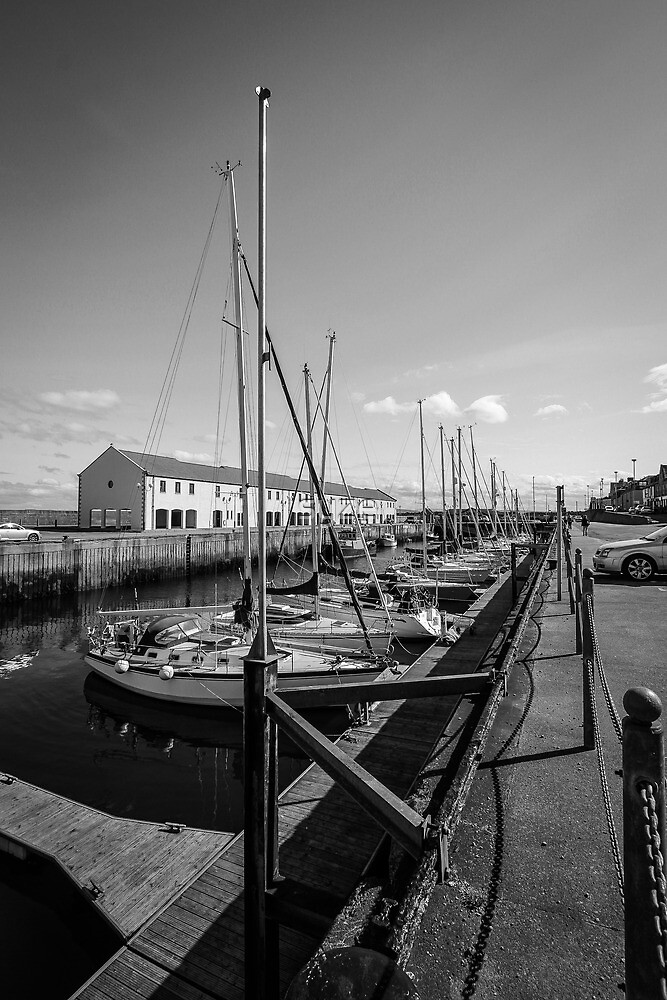 Lossiemouth Harbour by syze