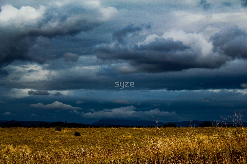 Storms coming by syze
