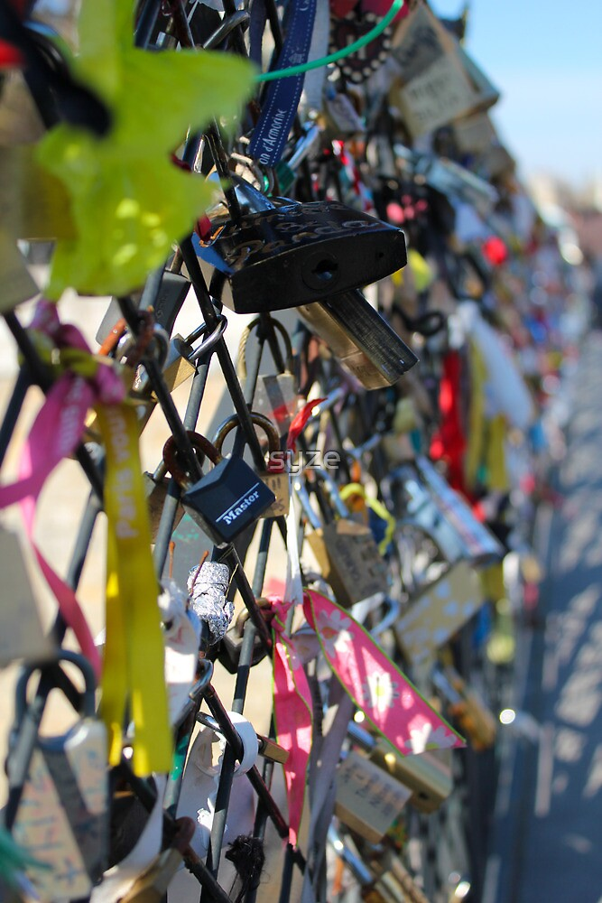 Love Locks by syze