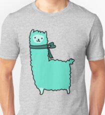 Bow Alpaca Slim Fit T-Shirt