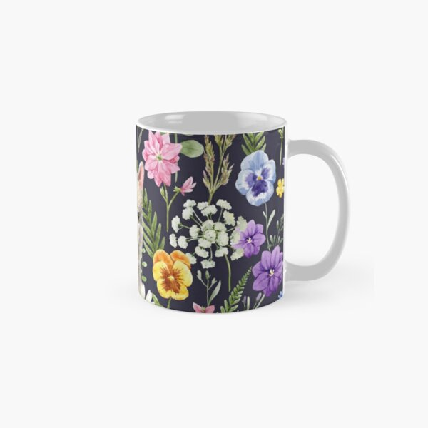 Wildflower Alpaca Classic Mug