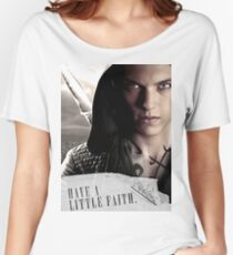 Have a little faith Women's Relaxed Fit T-Shirt