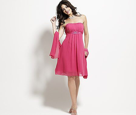 simple short dress by ninahartley