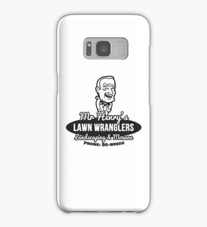 Mr Henry's Lawn Wranglers Samsung Galaxy Case/Skin