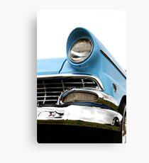 Chrome Bumpers 02 Canvas Print