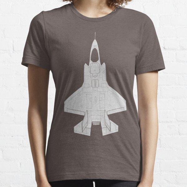 Lockheed F-35B Lightning II (Light) Essential T-Shirt