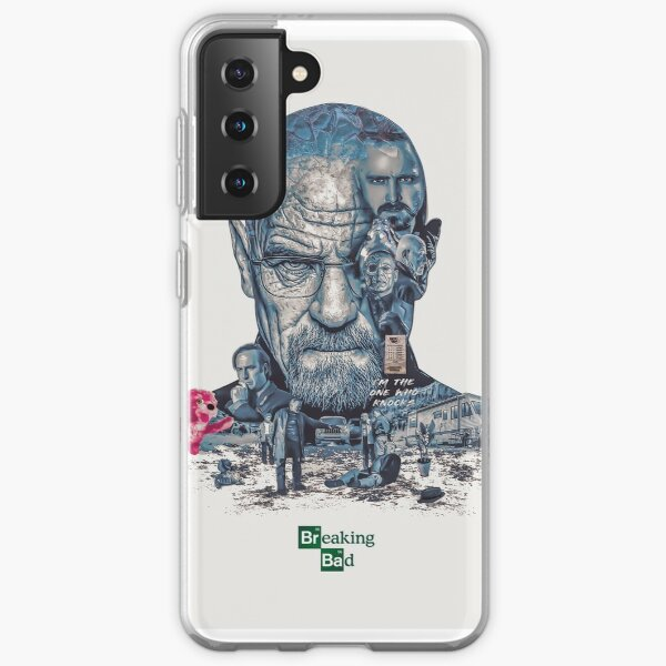 Breaking Bad Coque souple Samsung Galaxy