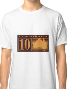 10 TV Australia Classic T-Shirt